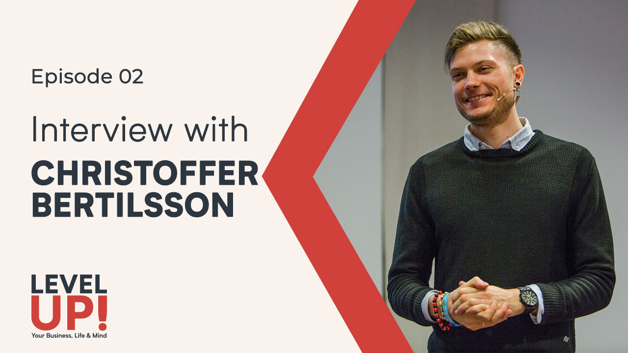 Interview with Christoffer Bertilsson: Founder & Director of Mr. Linked In (LinkedKurs)