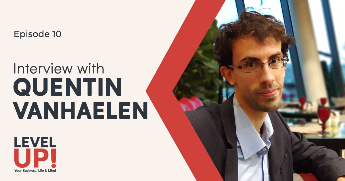 Interview with Quentin Vanhaelen: Director of the Virtual Human Project at Insilico